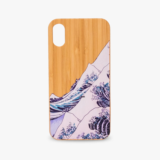 Glacier Case - Kool Bamboo iPhone Case
