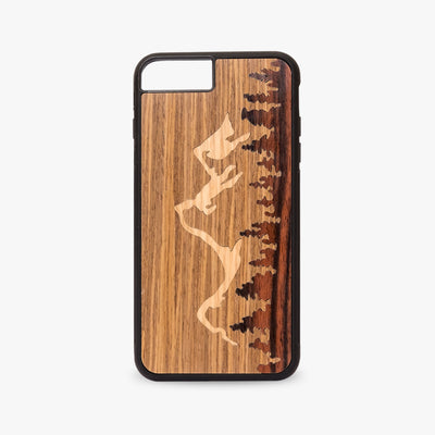 Cordilleras Case - Kool Mixed Wood iPhone Case