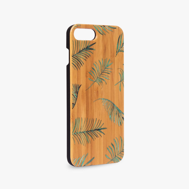 Tropics Case - Kool Bamboo iPhone Case