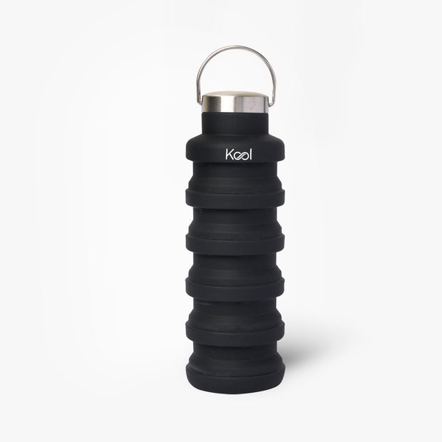 Mauna Loa Bottle - Kool Black Foldable Bottle