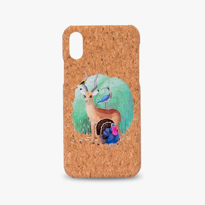 Deer Case - Kool Cork iPhone Case