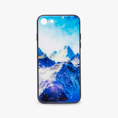 Snowfall Case - Kool Glass iPhone Case