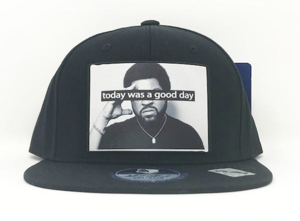 667580e6b9f ICE CUBE - TODAY WAS A GOOD DAY- SNAPBACK HAT