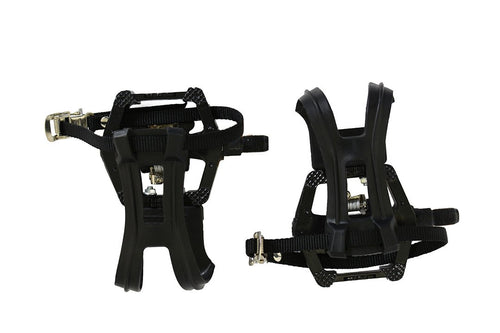 Echelon - SPD Compatible Pedals with Toe Cages