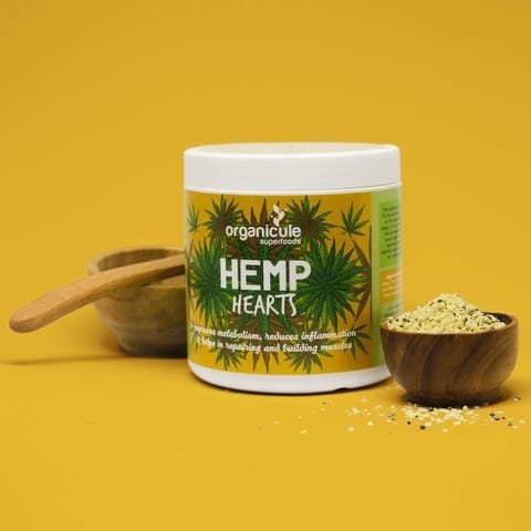5 reasons to fall in love with Hemp Hearts!!!