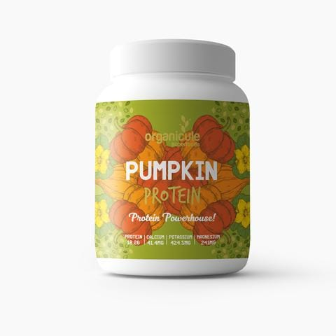 """The """"Magical"""" Powers of Pumpkin Protein"""