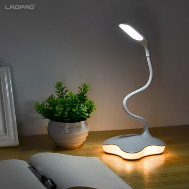 LED Desk lamp touch usb 3 Level Dimmable led Table Lamp Study Reading light for bedroom Night Light book light LAOPAO