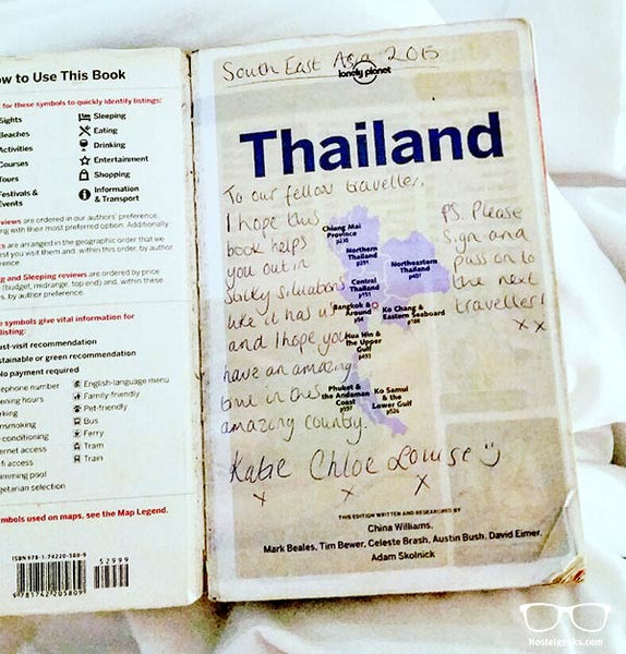 Thailand: Locked at a Hostels Bathroom And Rescued By a Thai Man