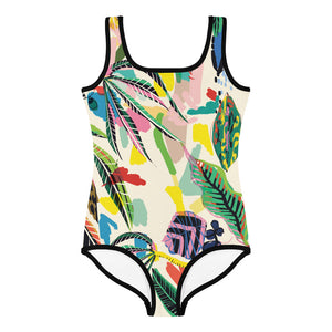 Wilderness Swimsuit 2-8yrs
