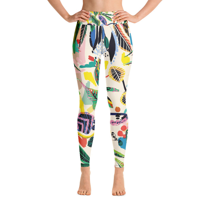 Wilderness Yoga Leggings