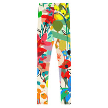 Load image into Gallery viewer, Wild Garden Leggings 8-15yrs