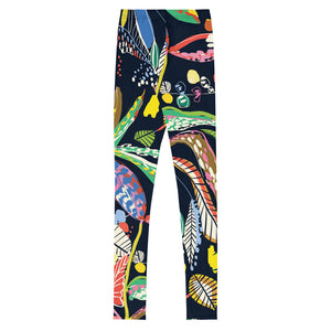 Wilderness Dark Leggings 8-15yrs