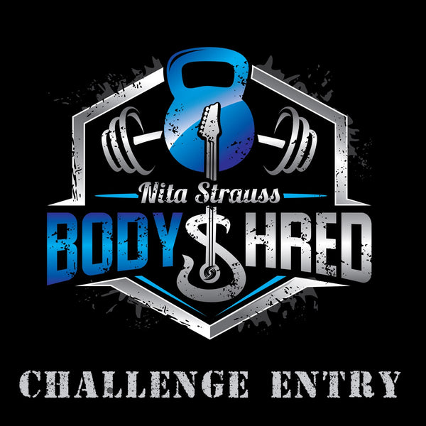 BODY SHRED 1 IS IN THE BOOKS!