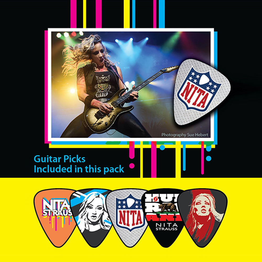 Nita Strauss Pick Pack [2020]