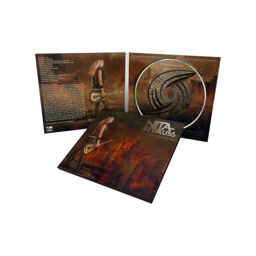 'Controlled Chaos' CD Digipak