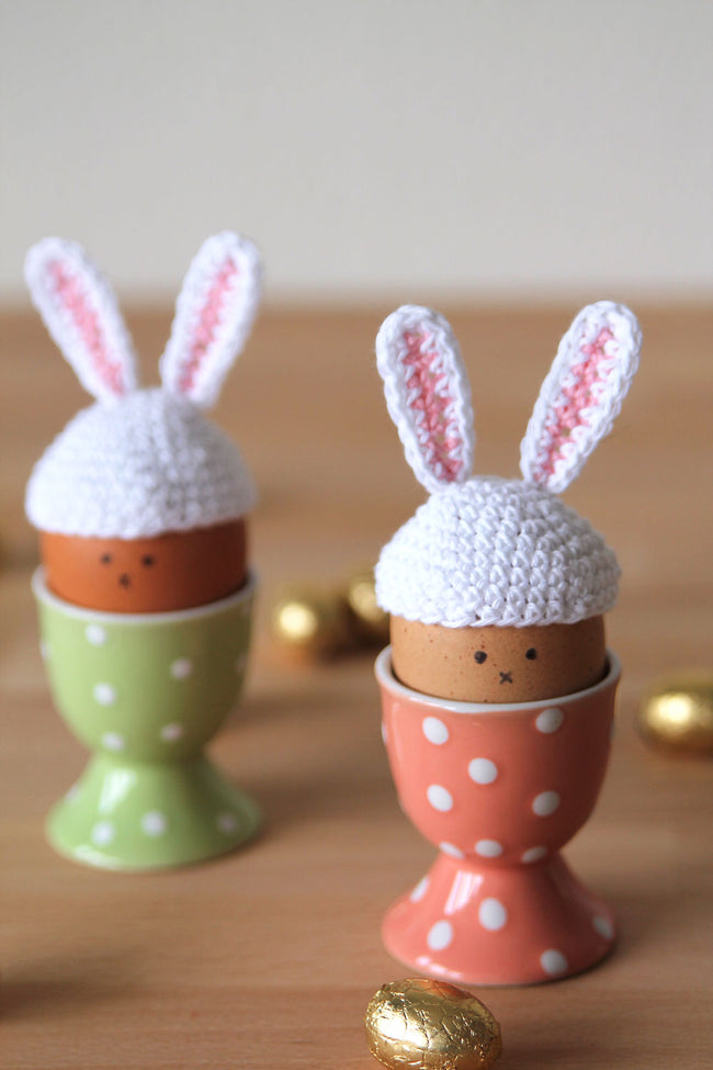 10 Knit & Crochet Project Ideas this Easter