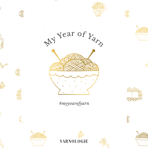 My Year of Yarn 2021 - Join Us!
