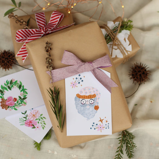Festive Gift Tags | Printable Download