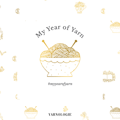My Year of Yarn 2021 Workbook | Free Download