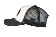 Load image into Gallery viewer, (Black/White) USNY Mesh/Twill Snapback Hat