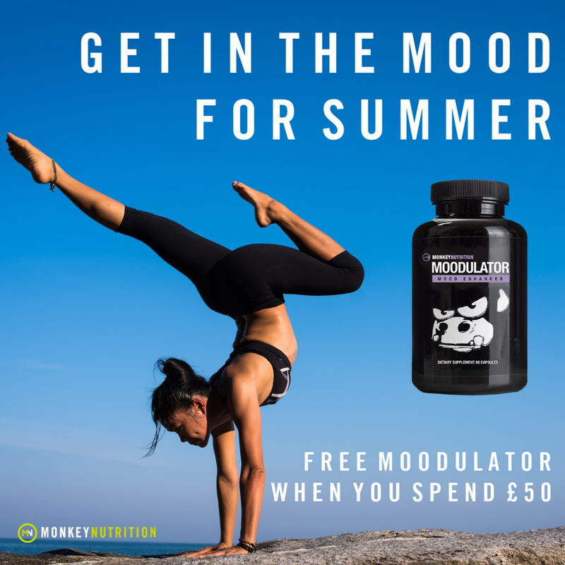 FREE MOODULATOR WHEN YOU SPEND £50