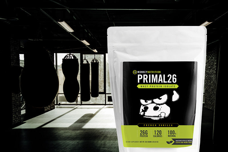 NEW! Primal26 Whey Protein Isolate Formula