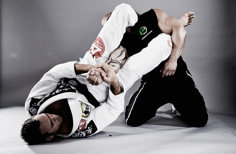 Brazilian Jiu-Jitsu - 'The Grappling Art'