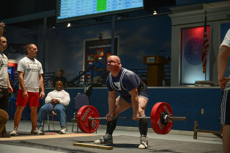 Five Tips to Improve Your Deadlift