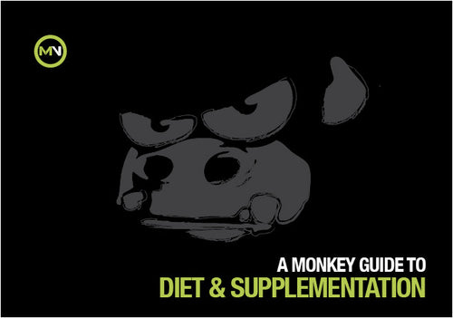 Ebook: Monkey Nutrition Guide to Diet and Supplementation