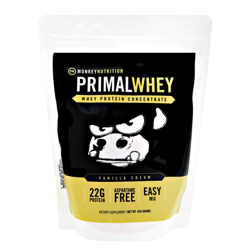 PrimalWhey - Whey Protein Concentrate