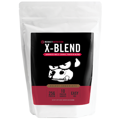 X-Blend - Advanced Multi-Source Protein Blend