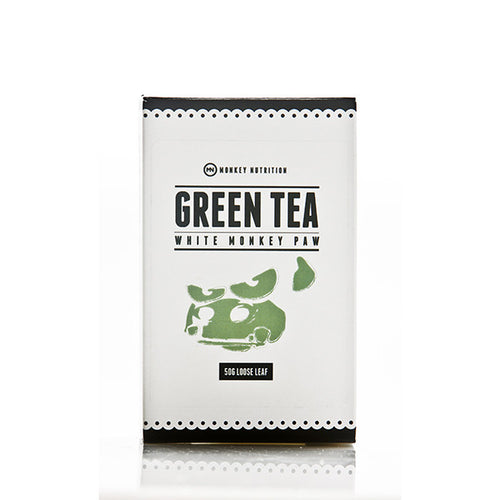 Green Tea - White Monkey Paw Loose Leaf