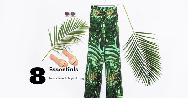 8 Femme Essentials in the Tropics