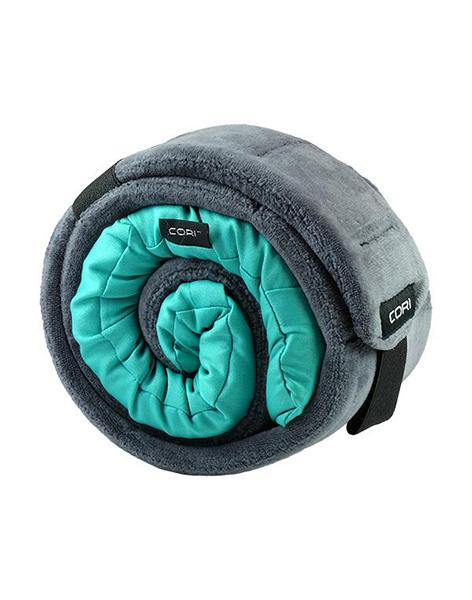 CORI ✈ The 1st Customisable Travel Pillow that ADAPTS to you