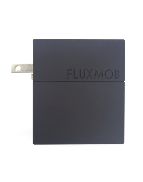 FLUXMOB - World's Smallest 2.4A Battery Backup + Wall Charger