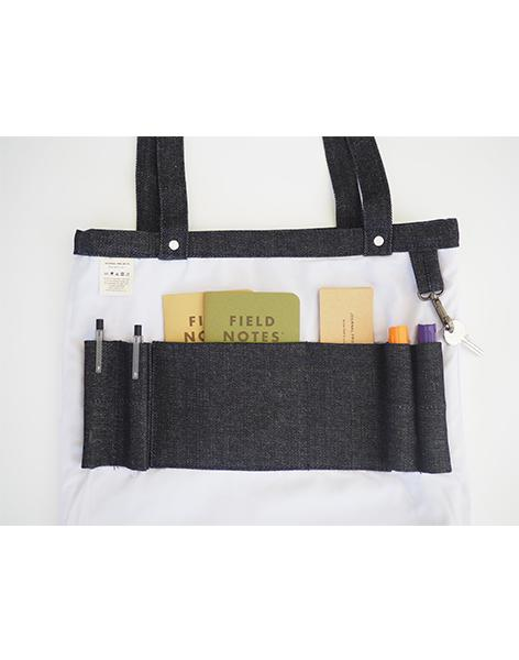 Journal Projects - Custom Made Selvedge Denim Tote Bags