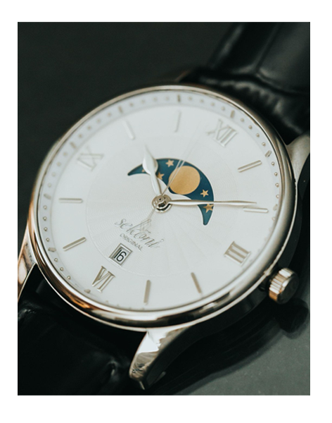 The Most Beautiful Swiss Movement Dress Watch that Inspires by Sekoni