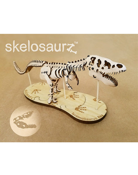 Skelosaurz Leather Fossils: Primeval art has evolved...