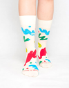 Talking Toes x Polkapom - Inspiring The World Through Socks