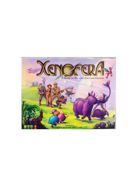 Xenofera - Join the Hunt!