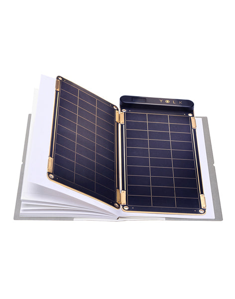 Solar Paper : the world's thinnest and lightest solar charger