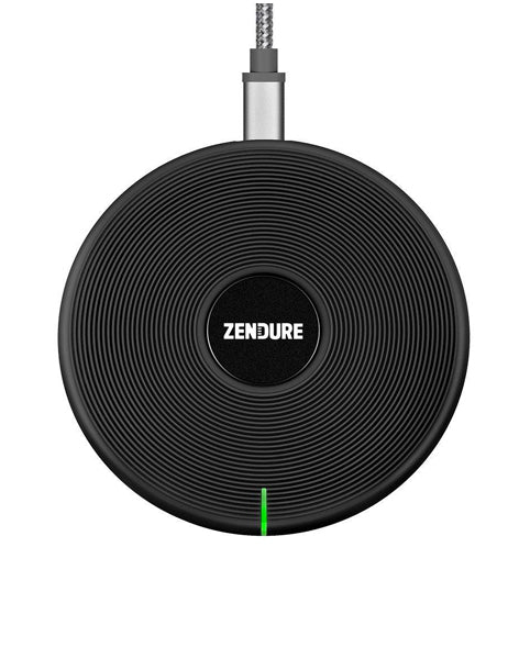 Zendure - Q3 Wireless Charging Pad with Qi Compatibility