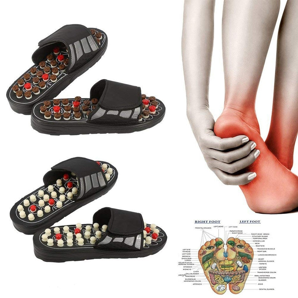 PressureSlips™ ACUPOINT MASSAGE SLIPPERS