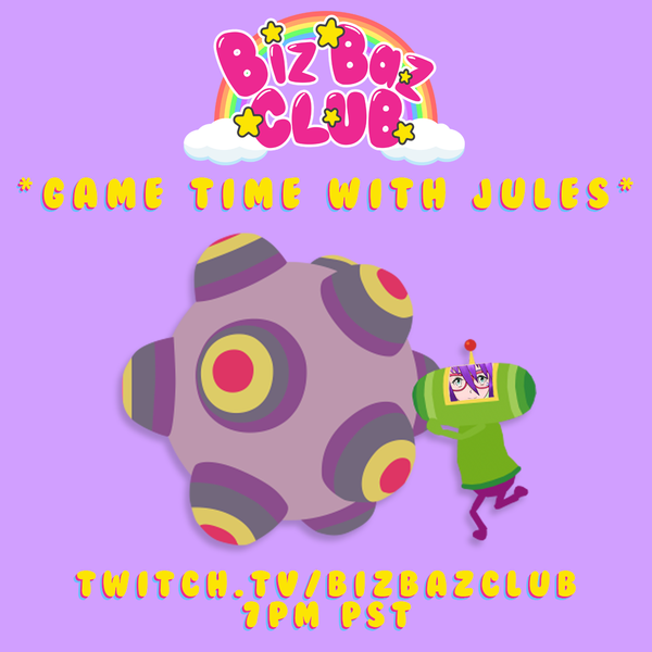 What's going on at BizBaz Club this week?
