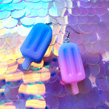 Load image into Gallery viewer, Popsicle Earrings: 3 Flavors!