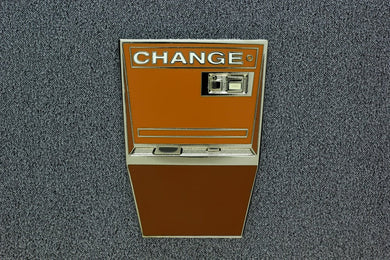 Change Machine Hard Enamel Pin