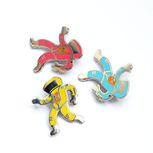The Spaceman pin