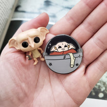 Load image into Gallery viewer, Baby Dobby Enamel pin