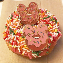 Load image into Gallery viewer, Magical Mouse Donut Pin