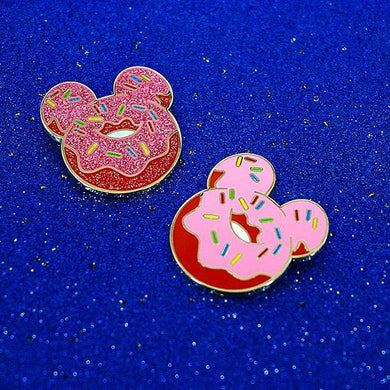 Magical Mouse Donut Pin